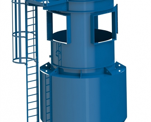 Cyclone-Filter - RODO Construction GmbH