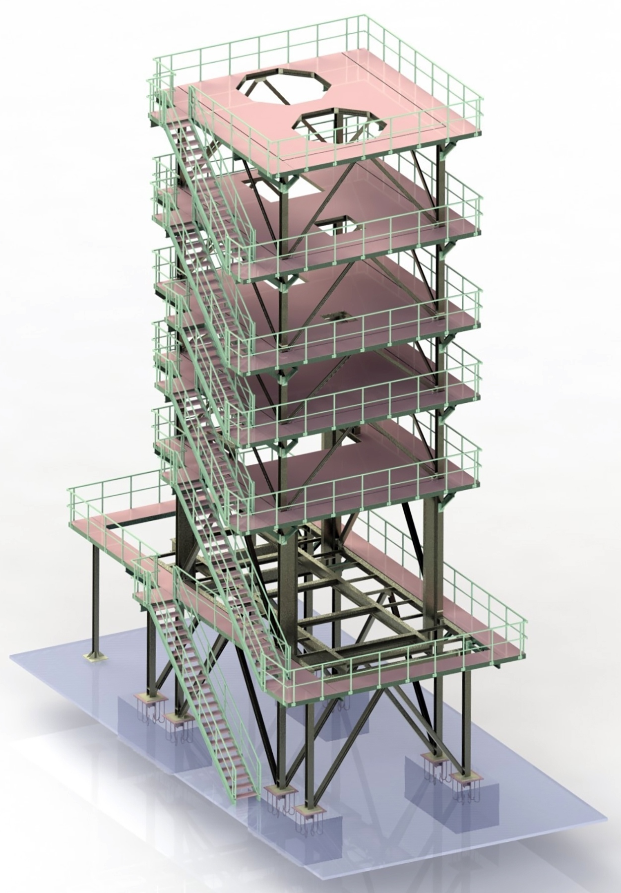 Planung Formingsection - RODO Construction GmbH