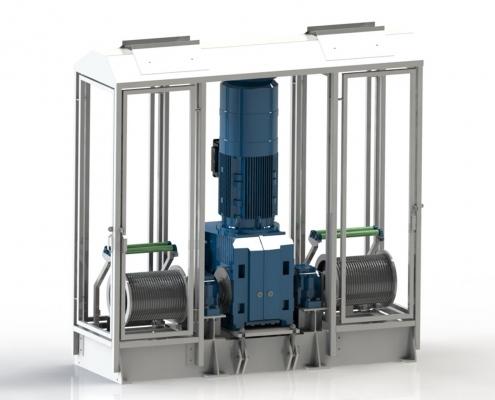 Winde - RODO Construction GmbH